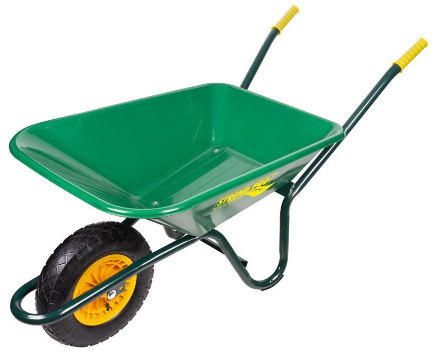 Fúrik s nafukovacím kolesom Strend Pro Garden, 72 iter, furik do zahrady