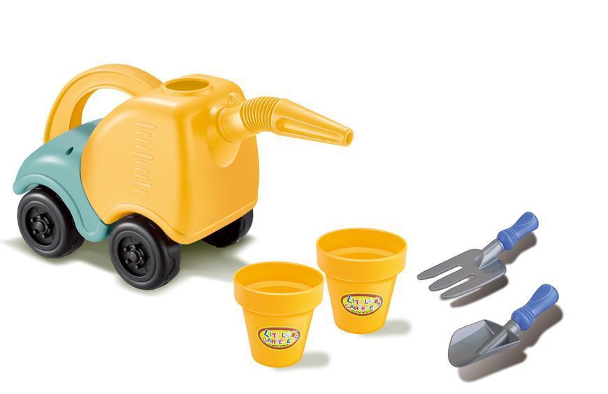 Sada hračiek do piesku s konvičkou