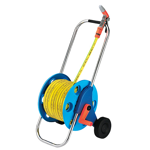 Navíjač s hadicou vozik ST.3015A