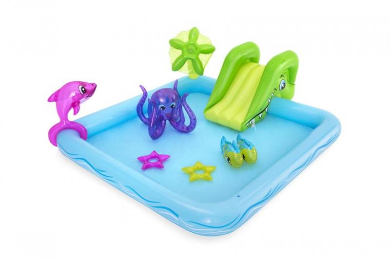 Bazén detský Bestway nafukovací Fantastic Aquarium