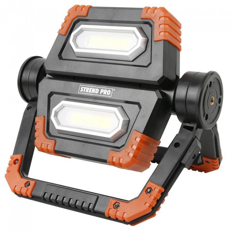 Prenosné nabíjateľné svietidlo Strend Pro Worklight MWL750 obr
